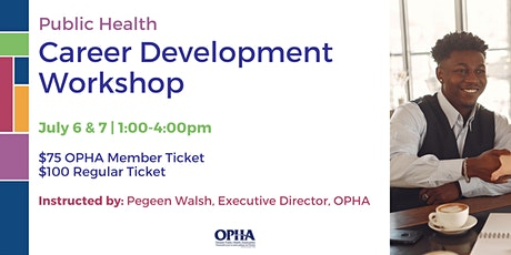 Public Health Career Development Workshop tickets