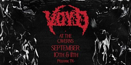 SVDDEN DEATH Presents: VOYD - 9/10 &  9/11 - 2-Day Tickets tickets