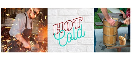 HOT and COLD tickets