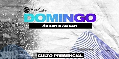 Celebrações MCI Lisboa bilhetes