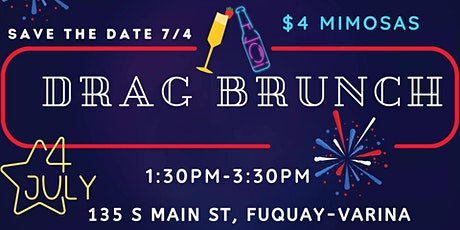 4th of July Drag Brunch tickets