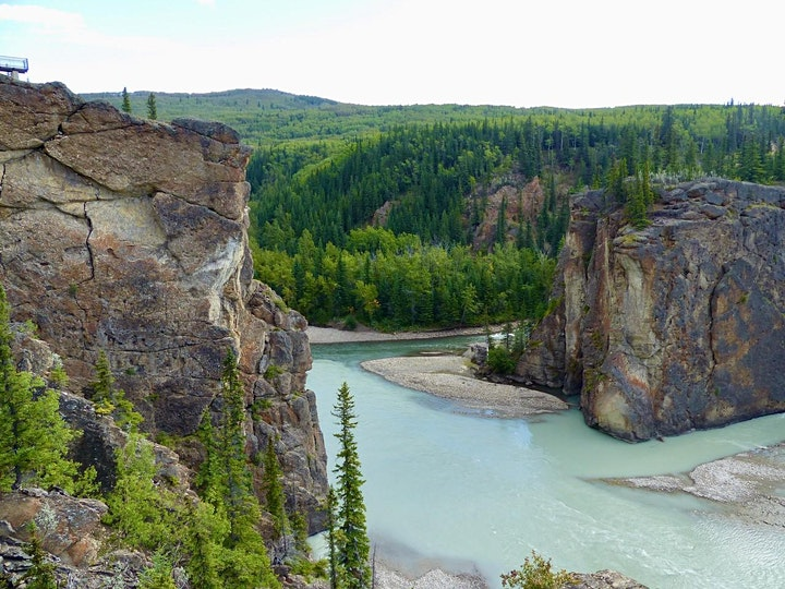 Scenic Geology of Central & Northern Alberta image