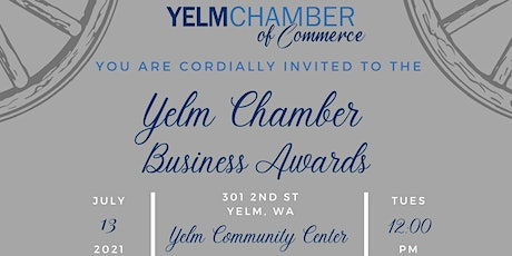 Chamber Business Awards tickets