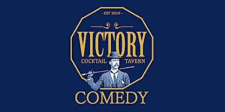 VICTORY COMEDY • Stand Up  in English tickets
