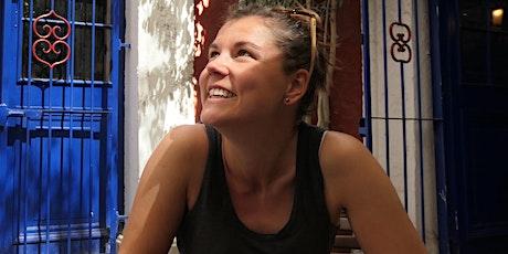 Gentle yoga met Celine Willmore billets