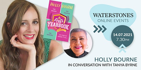 A Summer Evening with Holly Bourne – in conversation with Tanya Byrne tickets