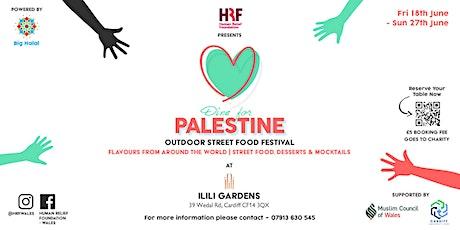 Dine For Palestine tickets
