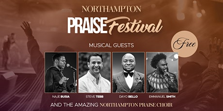 Northampton Praise Festival tickets