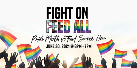 Pride Month Virtual Service Hour tickets