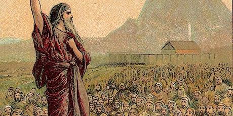 Scriptural Reasoning on Leadership tickets