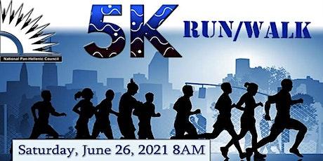 NPHC-NYC 4th Annual 5K Run/Walk for Health tickets