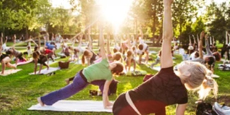 Free Weekly Outdoor Community  Yoga for everyBODY tickets