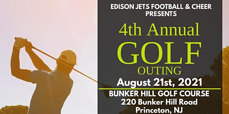 Edison Jets 4th Annual Golf Outing tickets