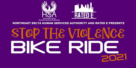 Stop the Violence Bike Ride tickets