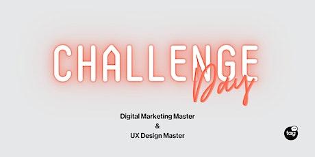 Challenge Day Digital Marketing Master e UX Design Master biglietti