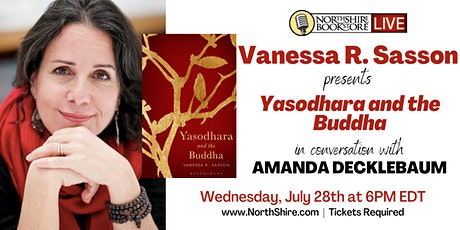 "Northshire Live: Vanessa R. Sasson ""Yasodhara and the Buddha"" tickets"