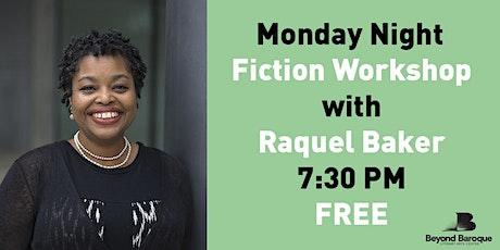 Monday Night Fiction Workshop tickets