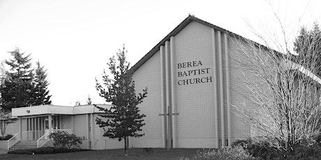 Berea Sunday Morning Mini-Gathering tickets