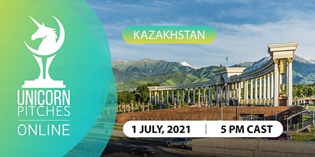 Unicorn Pitches in Kazakhstan tickets