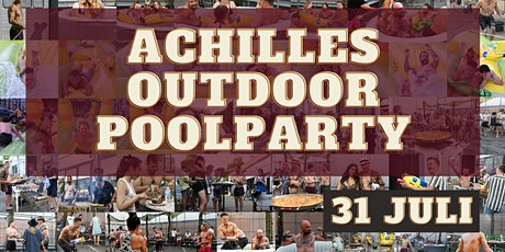 Achilles Outdoor Poolparty tickets