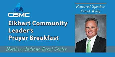 30th Annual Elkhart Community Leader's Prayer Breakfast tickets