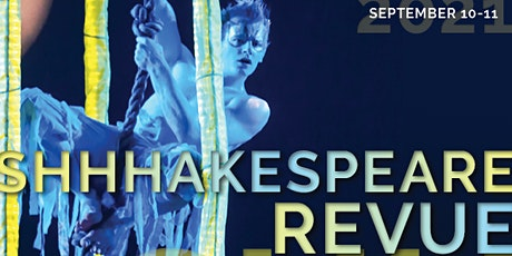Shhhhhakespeare Revue at Lubber Run, Special Performance tickets