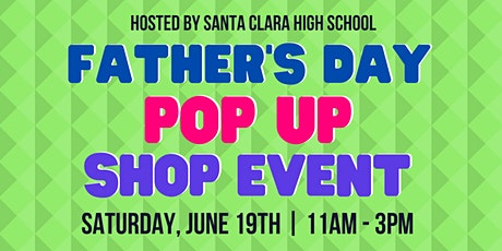 Father's Day Pop-Up Event tickets