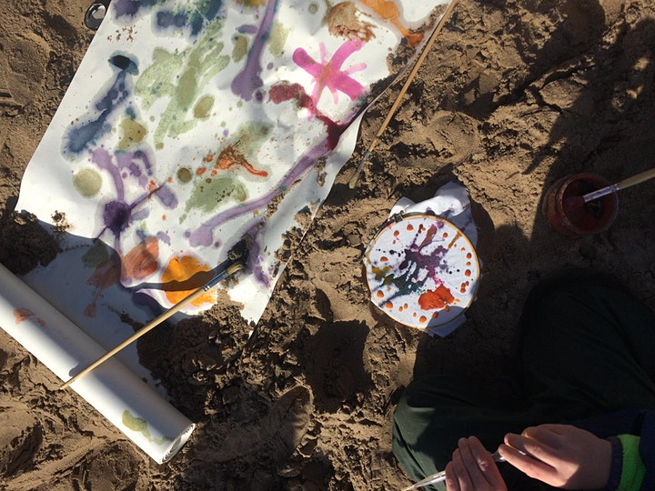 Art Buds in Muirhouse Summer Camp for 3-5s (Afternoon Group) image