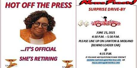 Retirement Celebration for Principal Sharon Lee, Thurgood Marshall tickets