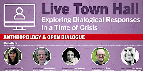 Anthropology and Open Dialogue tickets