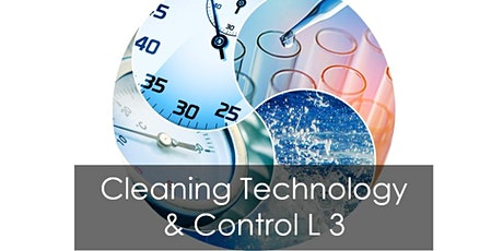 Cleaning Technology and Control Level 3 tickets