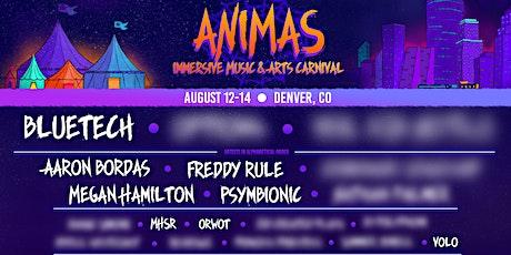 Animas Music & Arts Carnival - Weekend 1 tickets