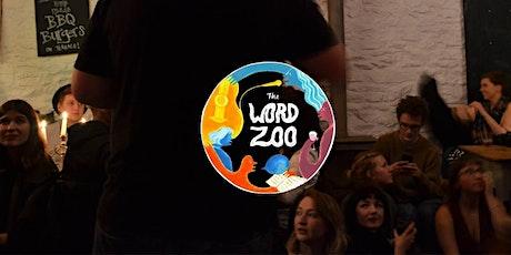 The Word Zoo Presents:  Hilarious Poetics tickets