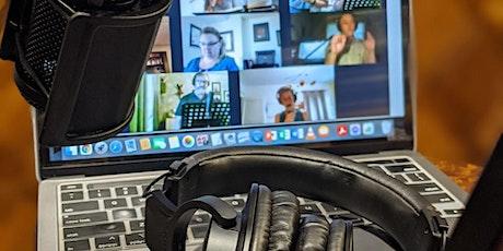 Bach Elgar Presents: Virtual, synchronous performance options w/ Adrian Cho tickets