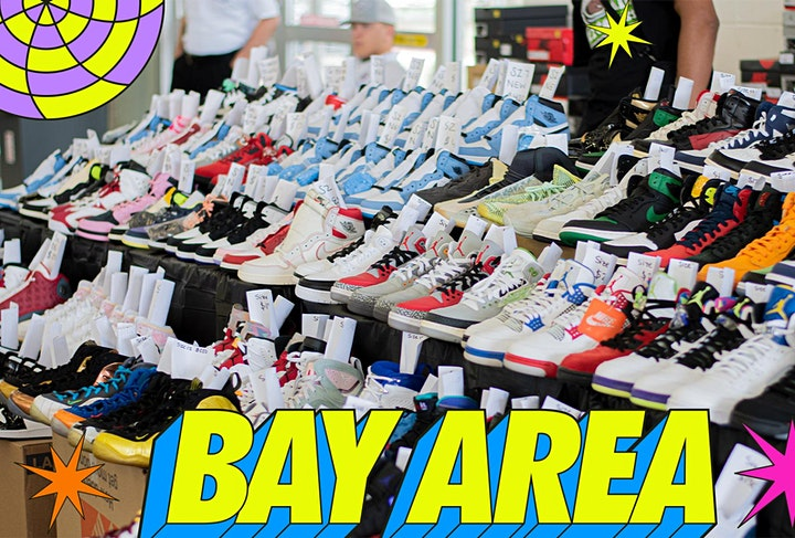 Sneaker Con Bay Area August 21st & 22nd, 2021 image