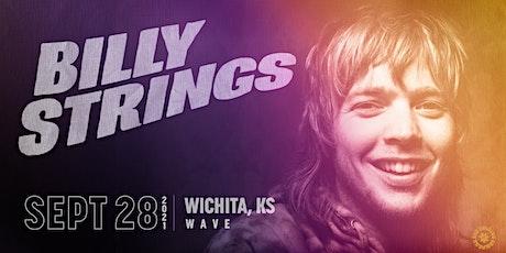 Billy Strings at WAVE in Wichita, KS tickets