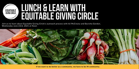 How We Outreach Our BIPOC Communities - Lunch & Learn tickets