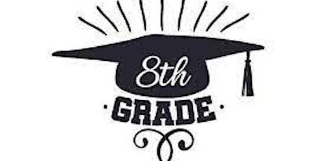 Morningside MS 8th Grade Promotion  Ceremony & Parade Registration tickets