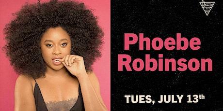 Phoebe Robinson! tickets