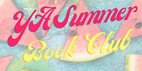 YA Summer Reading Book Club tickets