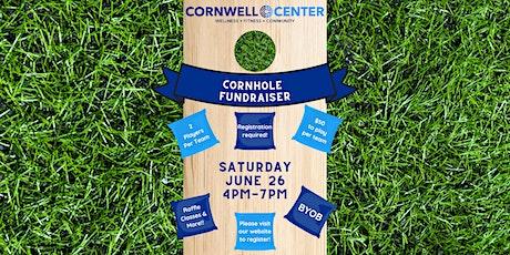 The Cornwell Center Cornhole Fundraiser tickets