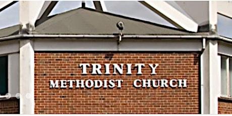 Trinity Methodist Church Sunday Service 13th June 2021 tickets