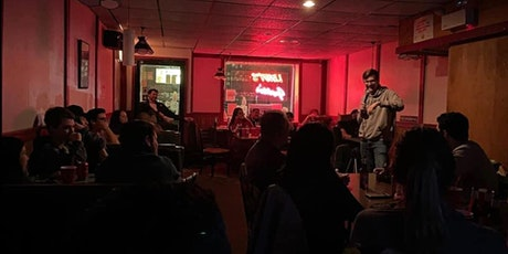 Laughing at Lindy's Standup Comedy Showcase tickets