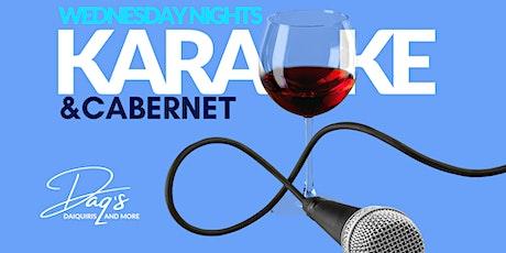 Karaoke & Cabernet : Wednesday Nights at DAQ's tickets