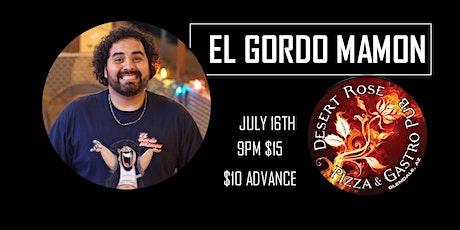 Viral Viernes Comedy El Gordo Mamon, icarlyreboot -Desert Rose-Glendale AZ tickets