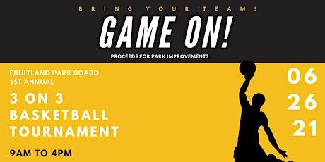 Fruitland 3 on 3 Basketball Tournament tickets