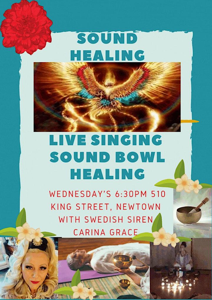 SOUND HEALING image