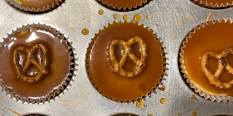 Annie's Signature Sweets Virtual Pretzel Salted Caramel Cheesecake class tickets