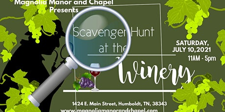 Scavenger Hunt at the Winery tickets