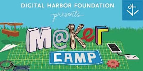 Digital Harbor Foundation Virtual Open House Summer 2021 biglietti